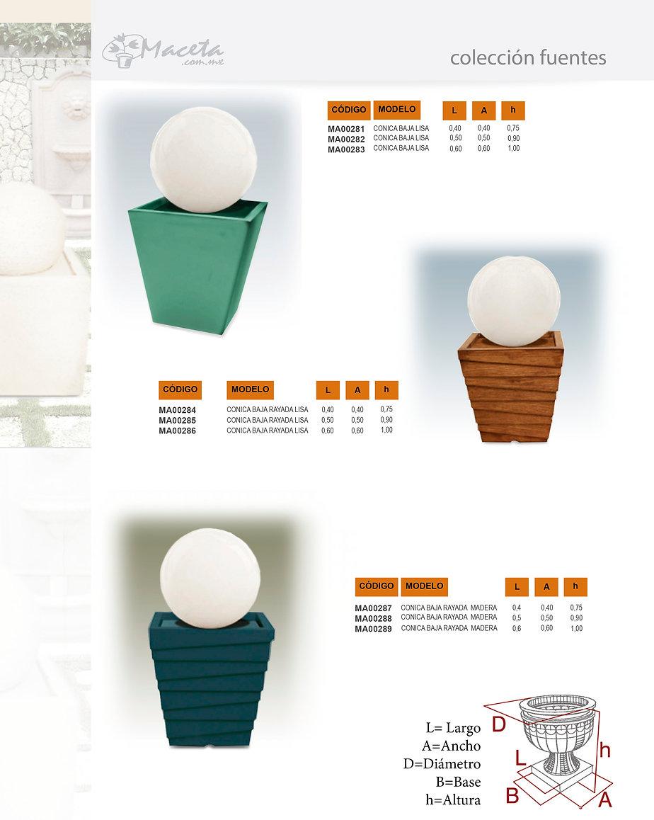 Macetas de fibra de vidrio con diferentes terminados y estilos. Fabricamos Productos de fibra de vidrio sobre proyecto: Arquitectura, Decoración, Hoteleria, Construcción, fuentes dkomania