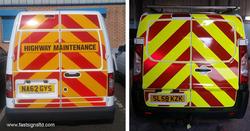 Fast-signs-vans-Chevrons
