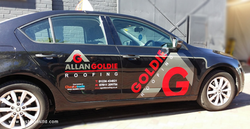 taxi-goldie-roofing-wrap-van-fast-signs-