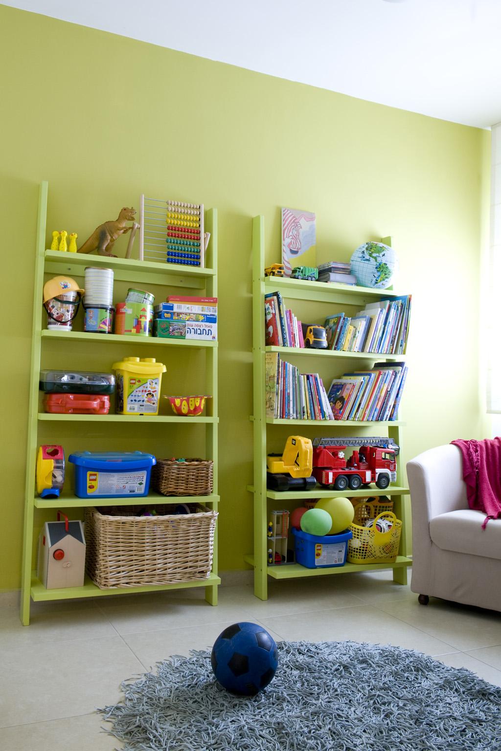 חדר משחקים פינת חדר עבודה חדר משפחה