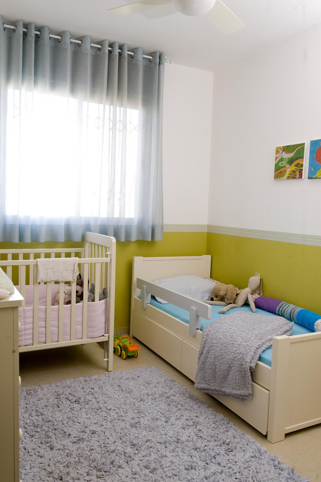 מיטה חדר ילדים