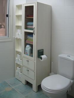 אמבטיה כללית ילדים ארון שירות