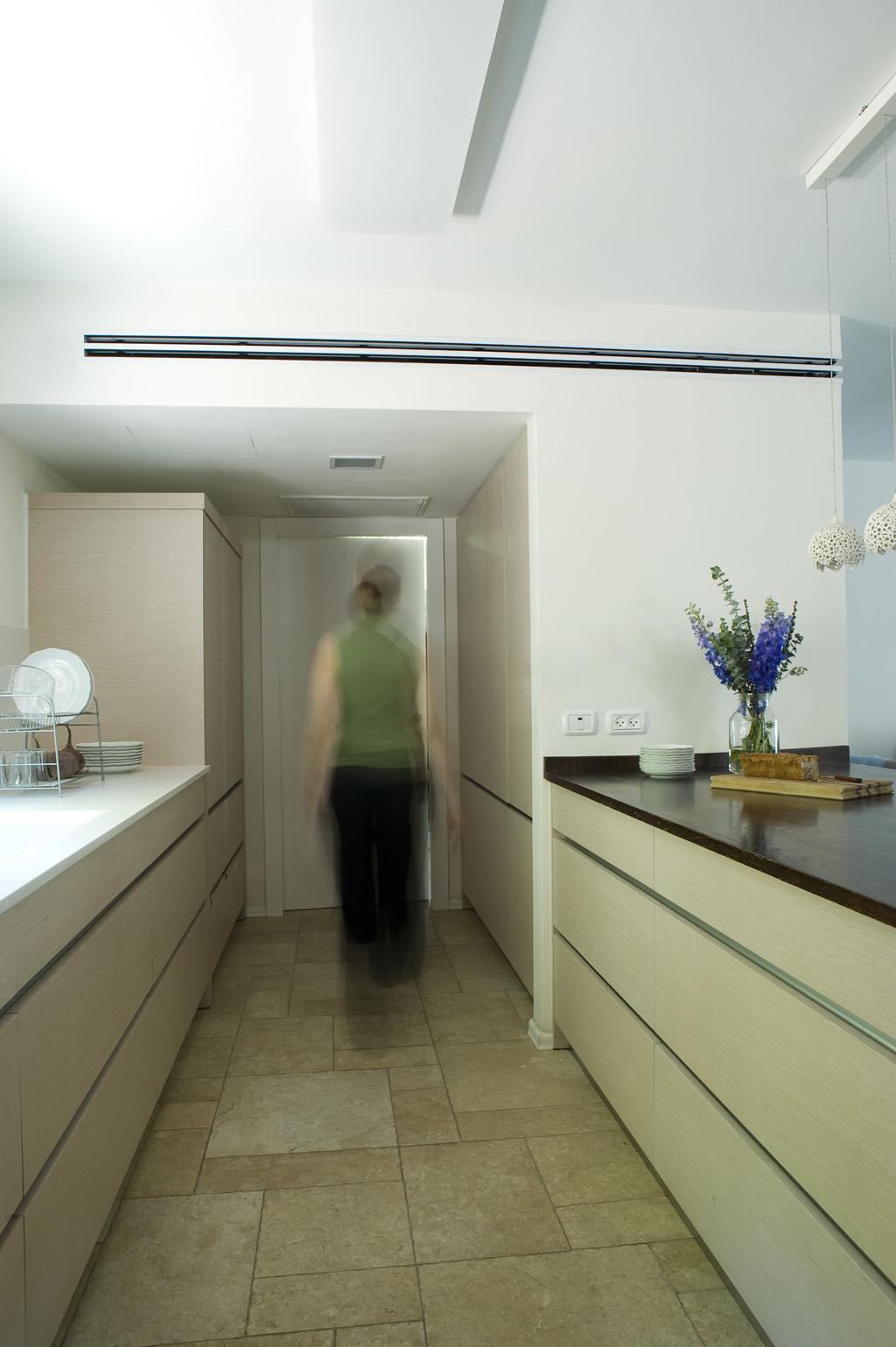 מטבח וחדר מזווה