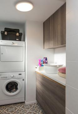 חדר פינת כביסה