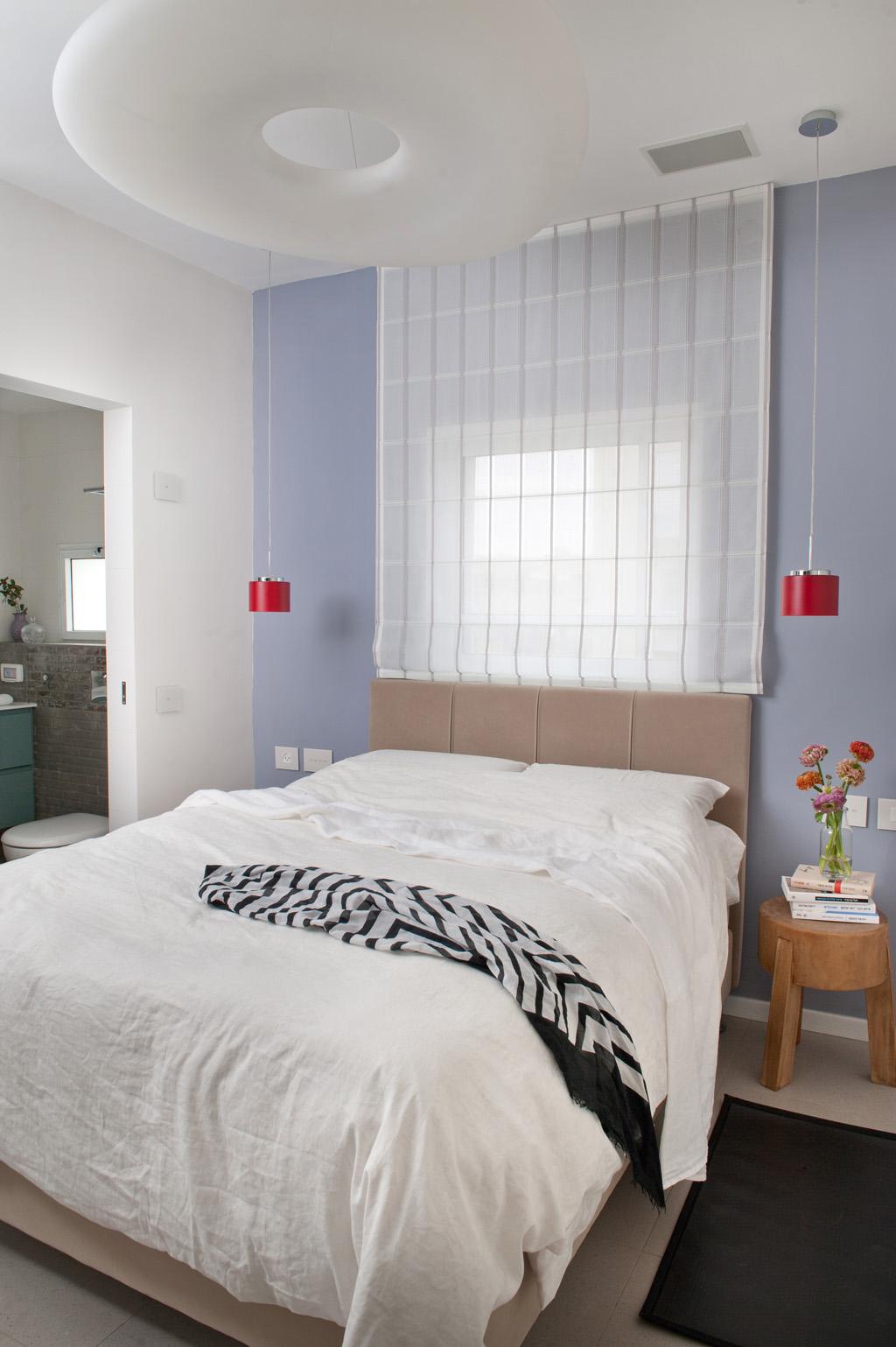 עיצוב חדר שינה הורים