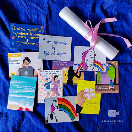 Affirmation Cards - Happiness