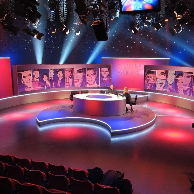 That Sunday Night Show, 2012, BBC1
