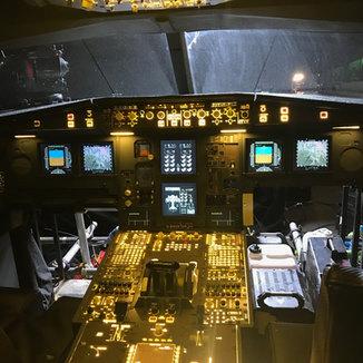 Departure Cockpit set