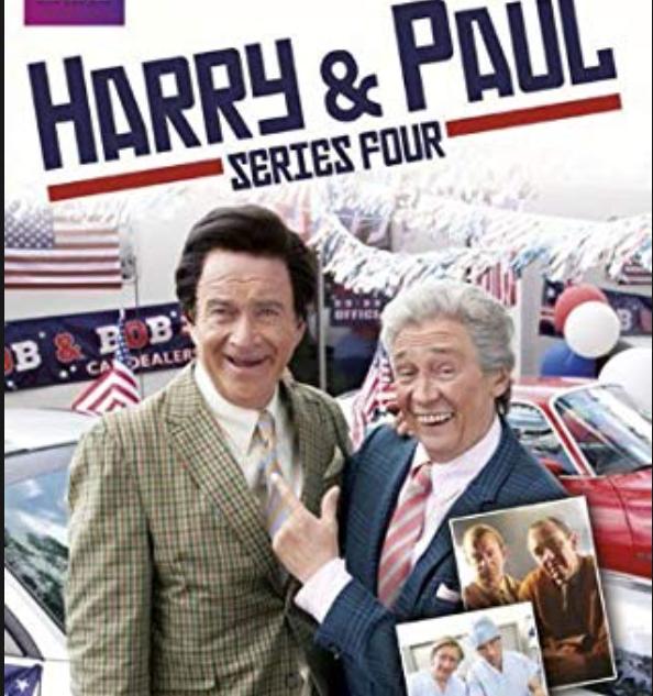 Harry & Paul, BBC, Series Four