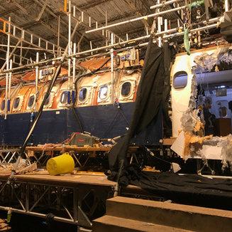 Departure: After SFX Plane Crash Set