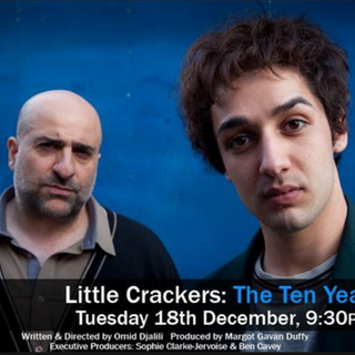 Little Crackers: Omid Djalili