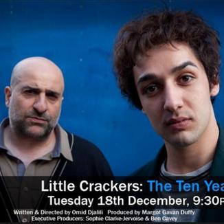 Little Crackers: Omid Djalili