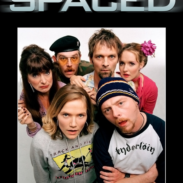 Spaced, 1999, Channel 4