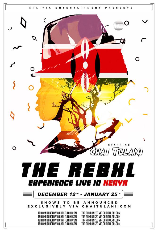 The Rebxl Experience Live in Kenya!