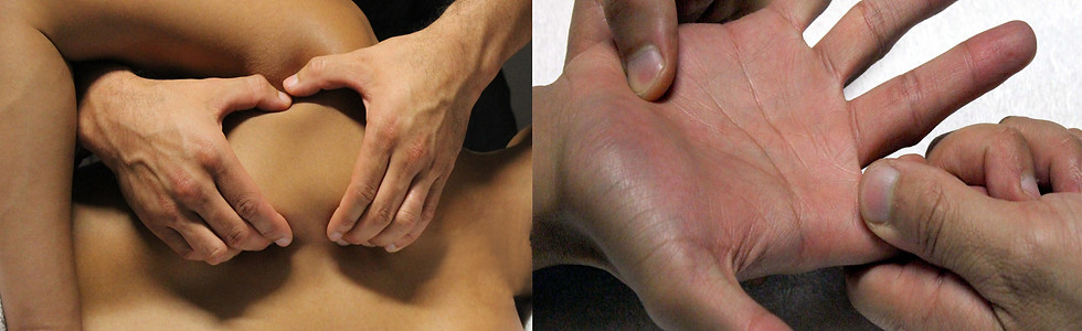 EE Remedial & Hand Massage