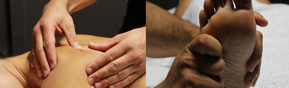 EE Remedial & Foot Massage