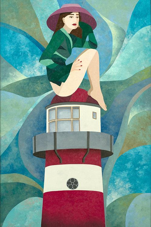 Majakas / A lighthouse (2020) (Broneeritud)