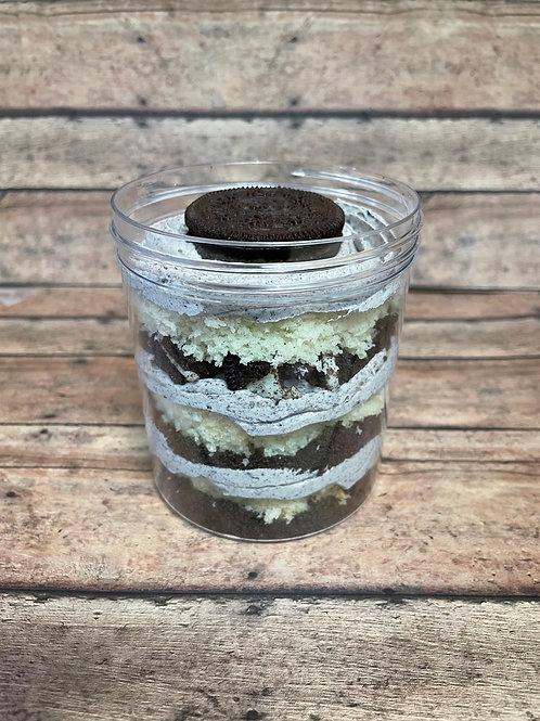 Cookies n' Cream Cake Jar