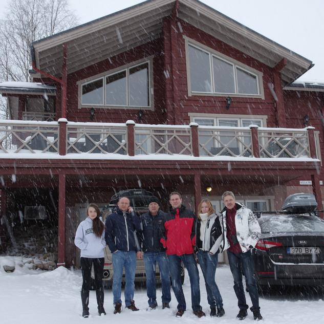 Zircon winter holidays