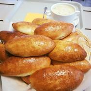 Lunch at Zircon