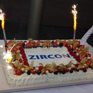 Zircon Christmas party