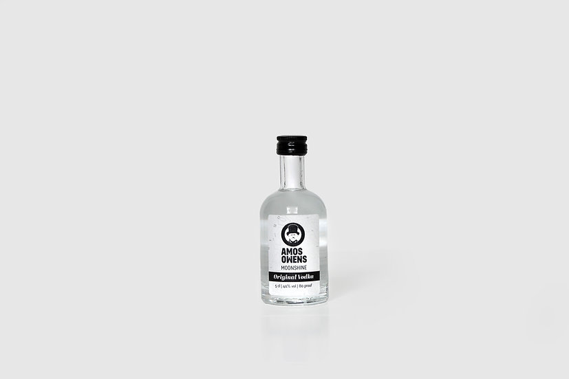 Original Vodka miniature, 5cl