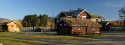 Kvebergsøya smal Rondane