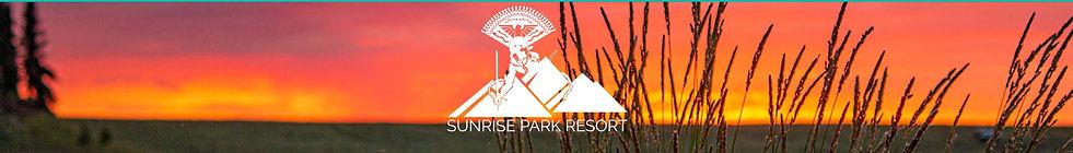 sunset with sunrise logo