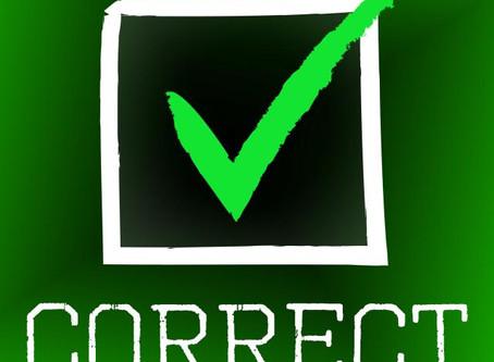 O que é o direito de correção na LGPD?