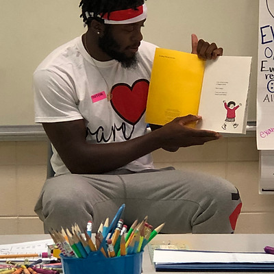 Rare Heart Reads To Cook Primary