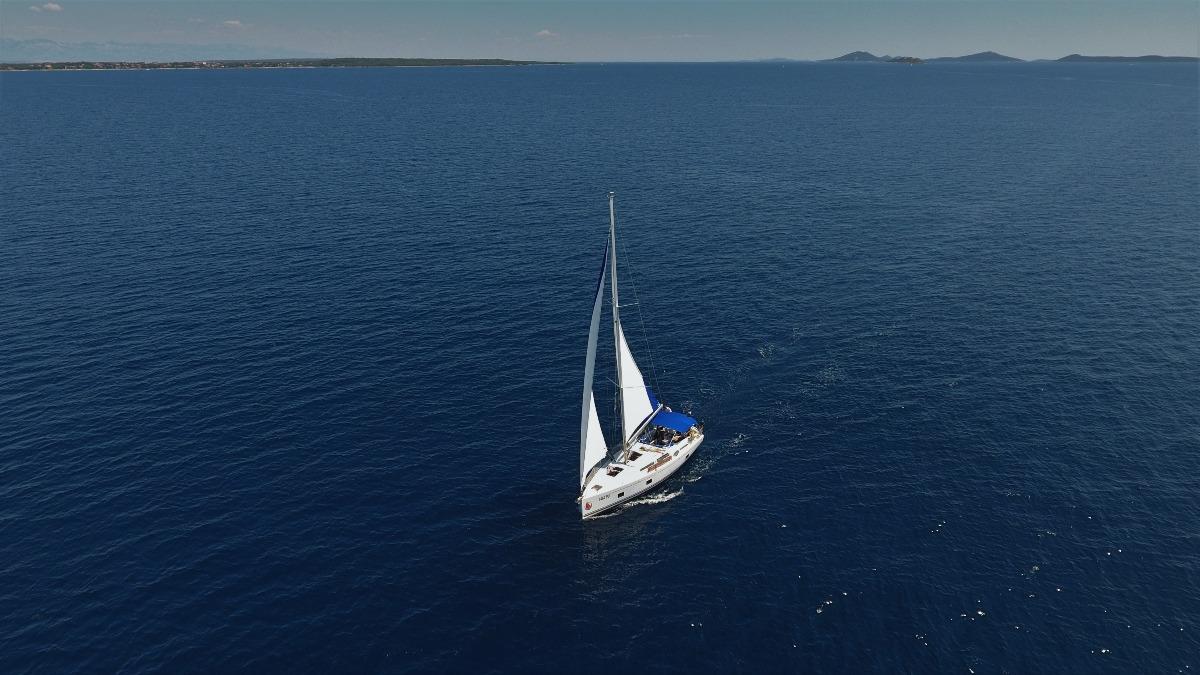 Sailfriends flottielje luchtfoto 2