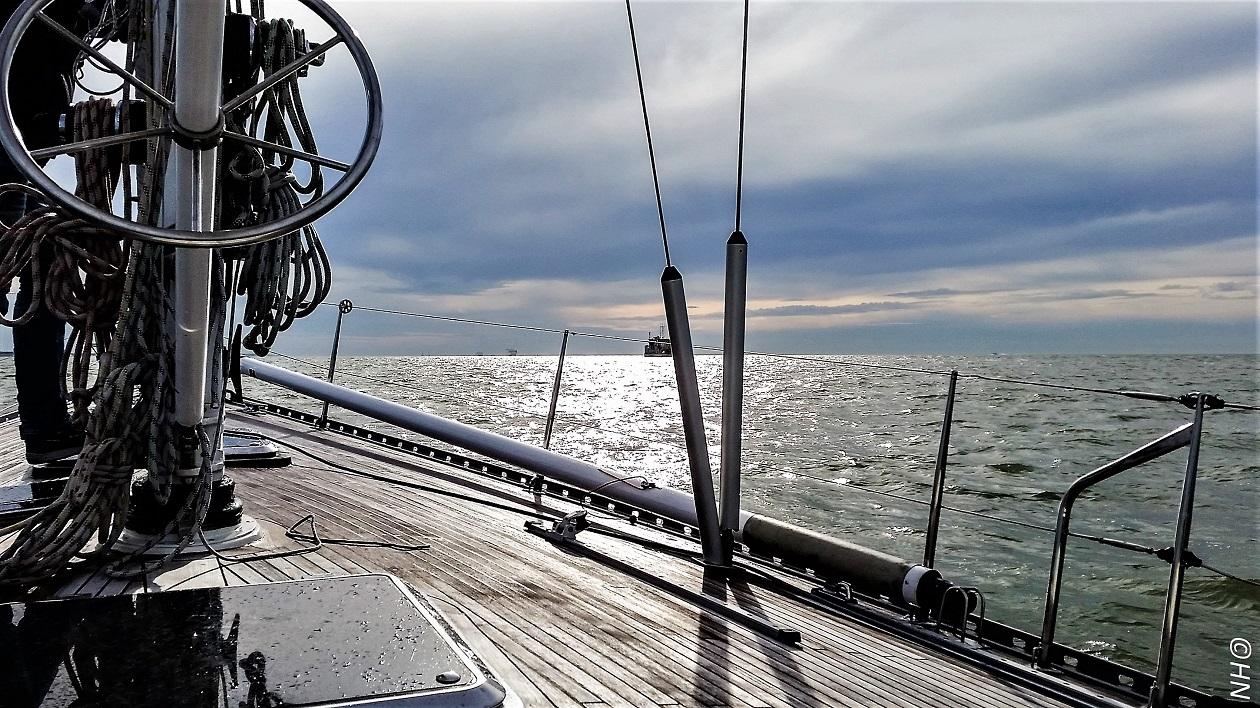 """Noordzee """"50 tinten grijs"""""""