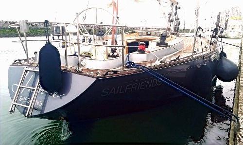 Voorjaarsopleiding Competent Sailor