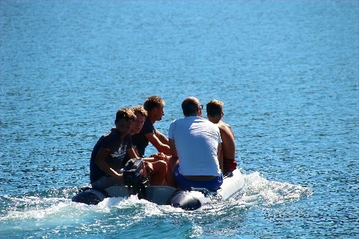 Sailfriends flottieljes