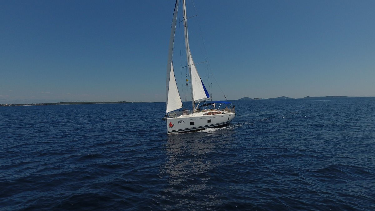 Sailfriends flottielje luchtfoto 3