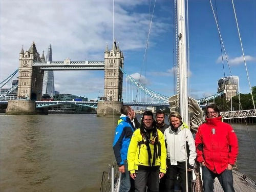 Ervaringstocht 2 Londen