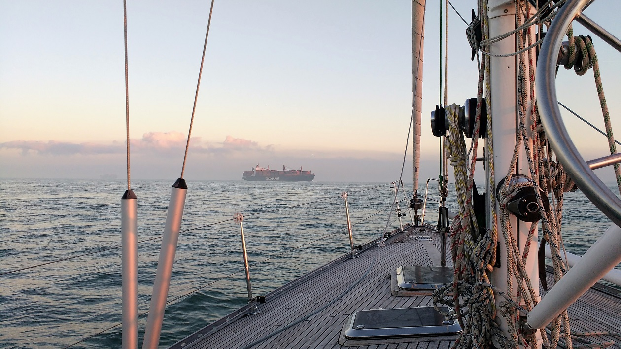 Sailfriends Noordzeezeilen