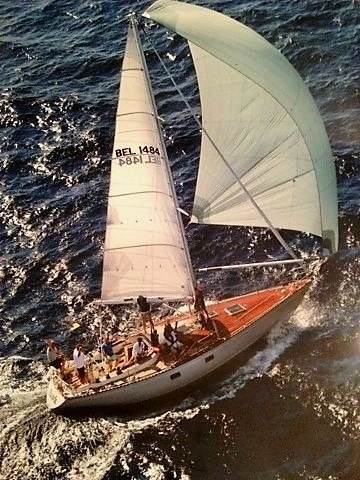 Sailfriends Standfast 40