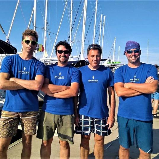 Sailfriends schippers