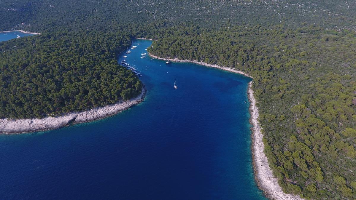 Sailfriends flottielje natuurplekjes