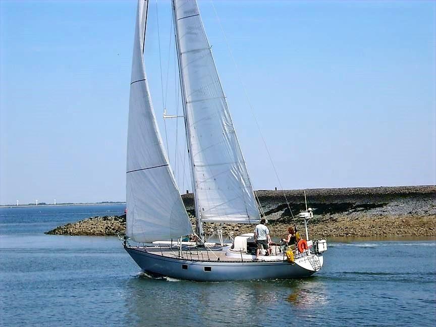 Sailfriends uitvaren Breskens