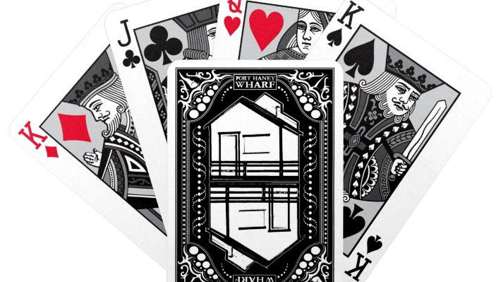 Port Haney Playing Cards