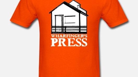 Wharfinger's Press Men's T-Shirt