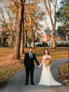 Gorgeous Fall Wedding at Cameron Inn Estate
