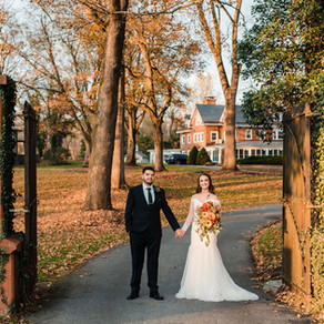 Gorgeous Fall Wedding at Cameron Inn Estate