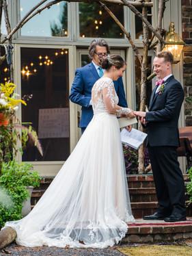 Historic Stonebrook Farm Wedding // Casey & Joseph
