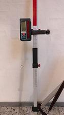 Bosch GRL 500 H Rotationslaser m. modtager LR 50