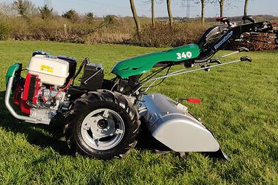 Ferrari 340 Powersafe - 2 hjulet traktor m. fræse