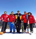 ski and snowboard instrcutors from Sankiyski Bansko