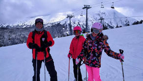 Perfect snow conditions in Bansko in January